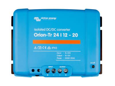 Victron Energy Orion non isolé