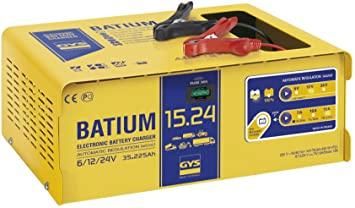Chargeur de batterie  GYS Batium 15-24 (Automatique)