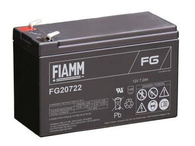 Batterie Fiamm 12V 7.2Ah FG20721
