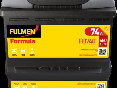 Batterie Fulmen FB740 Formula